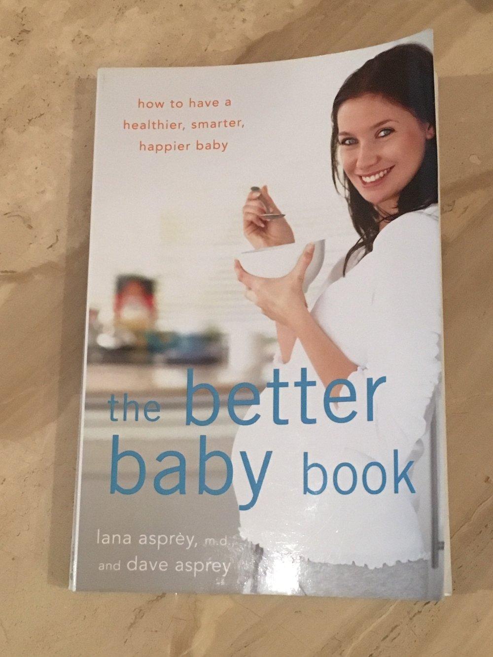 the better baby book asprey holistic natural pregnancy stephcuesta