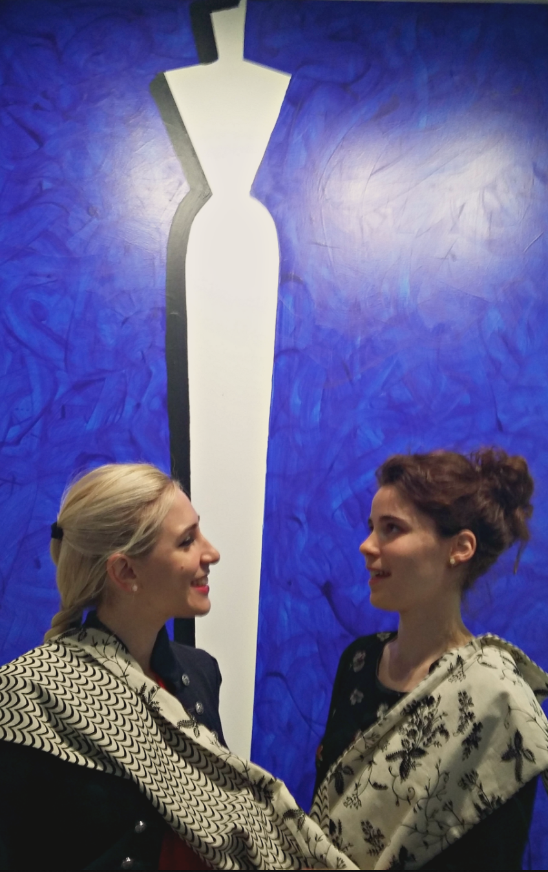 Valentina Volpe Andreazza & Héloise de Jenlis