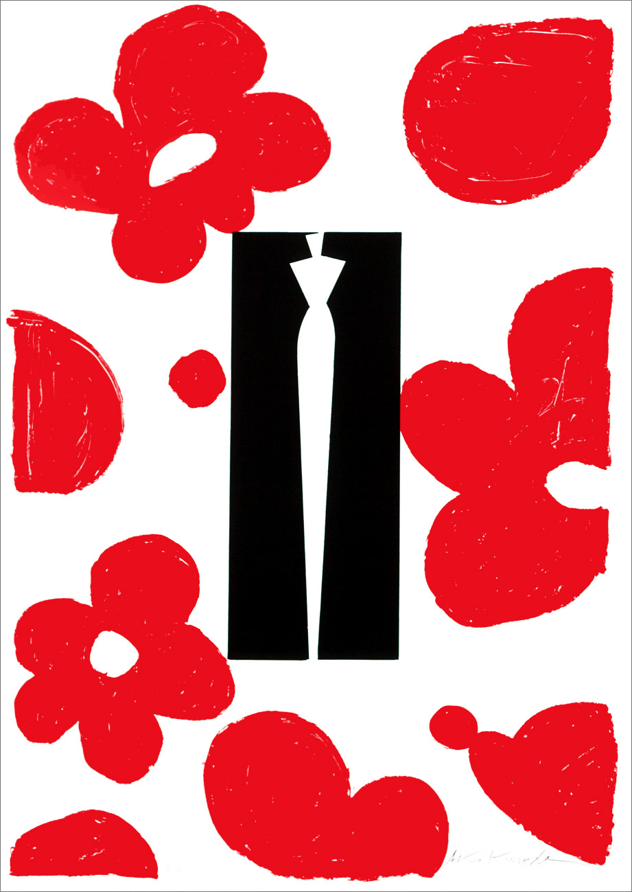 ©Aki Kuroda, Flowers, 2006