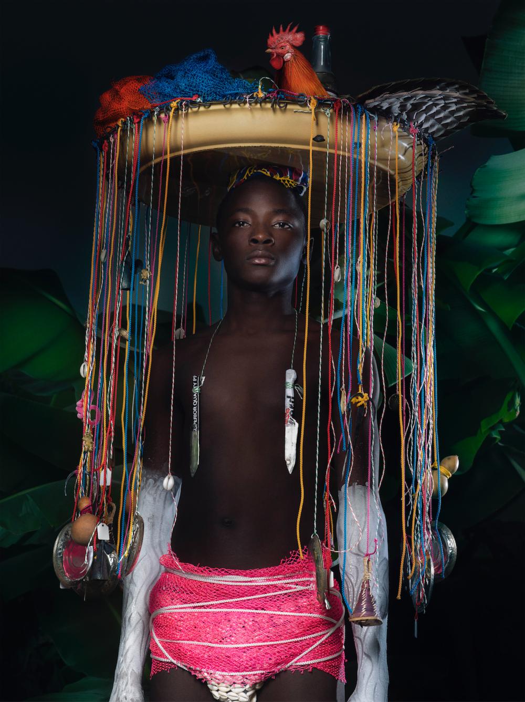 © Namsa Leuba,  Azaka Weke  (Benin), 2017