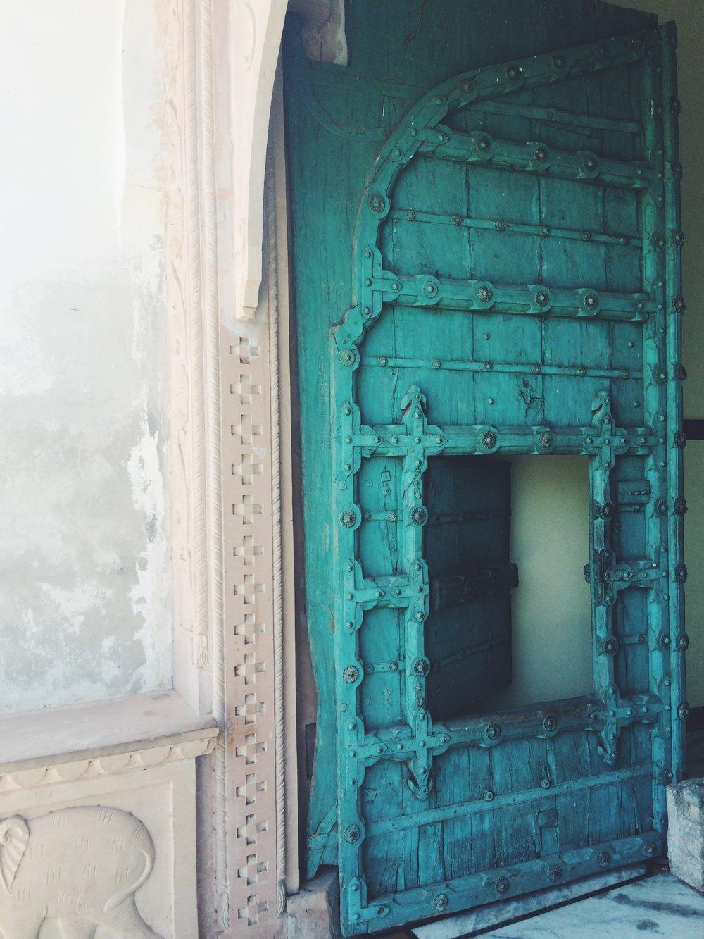 Tordi Palace, Tordi Garh, India.