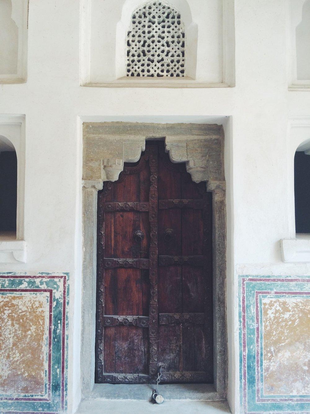 Amer Fort, Jaipur, Rajasthan, India.