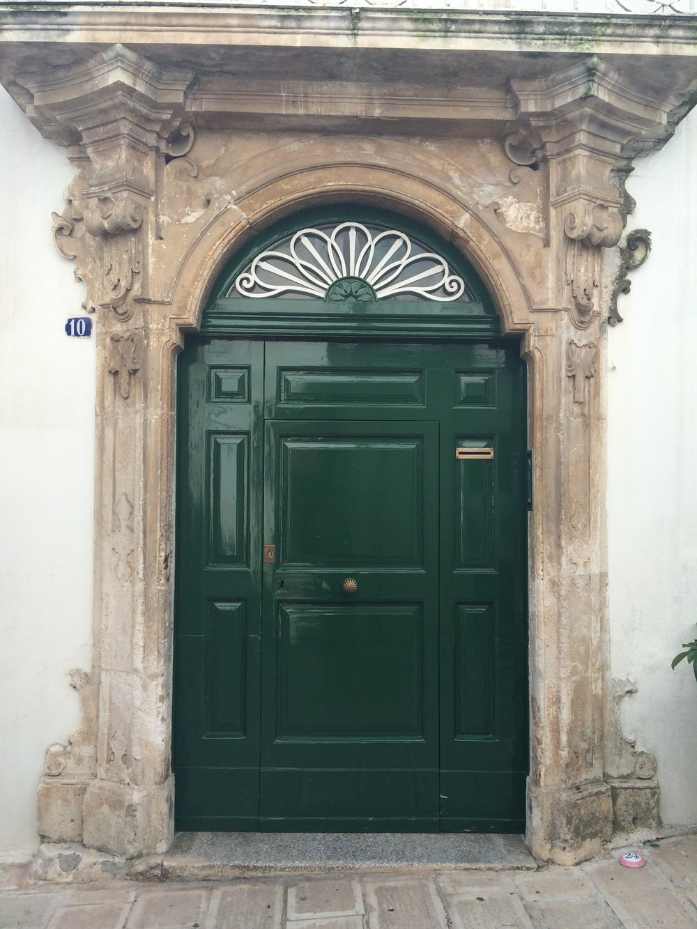 Martina Franca, Puglia, Italy.
