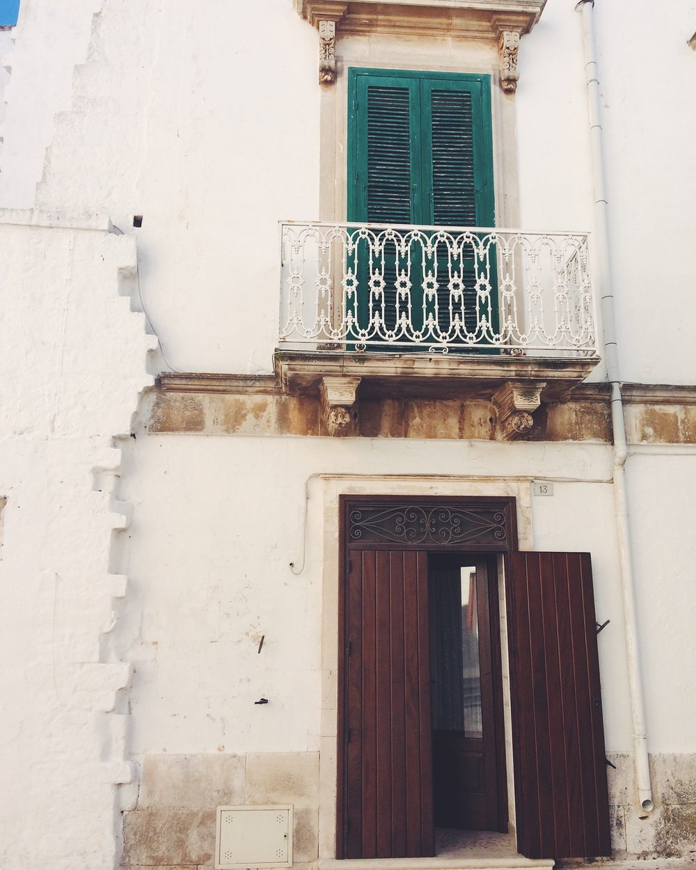 Locorotondo, Puglia, Italy.