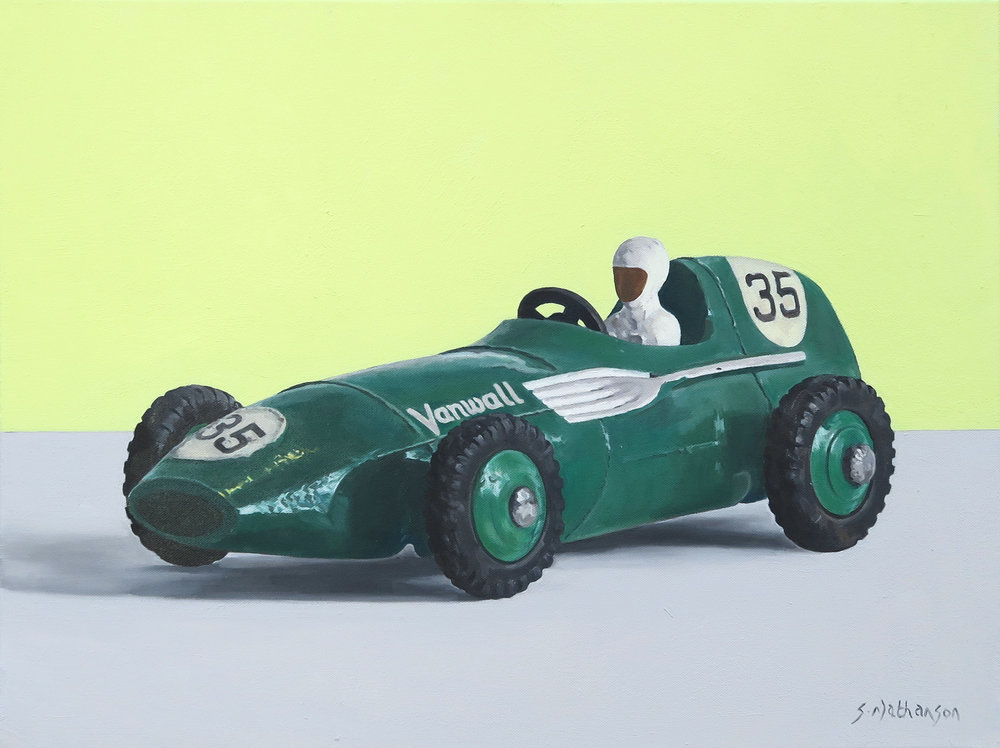 Dinky Vanwall (model no.239 1958-1960)