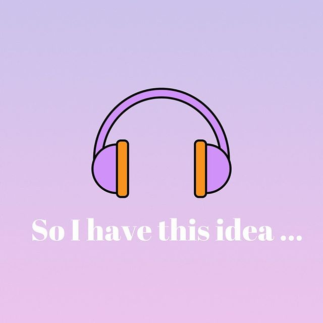 Hello Creatives! So I've had this idea for the podcast and I want to put it out there and see what the universe says in return. I've been pondering what to do for Season Three and I was thinking it might be fun to have a season where I have conversations with regular co-hosts about a variety of different topics all related to creativity. If you are: (A) a creative of any sort (B) interested in being a co-host on a podcast (C) available to record between 7pm-9pm on a weeknight Melbourne Australia time (You do the maths to see what time that would be where you are! Any location is fine with me if you can make a day in that time slot work for you) (D) bonus points if you already have some episode ideas up your sleeve! ... then let me know either in the comments below or by DM. Depending on the interest, I'll work out what to do from there 😁💕