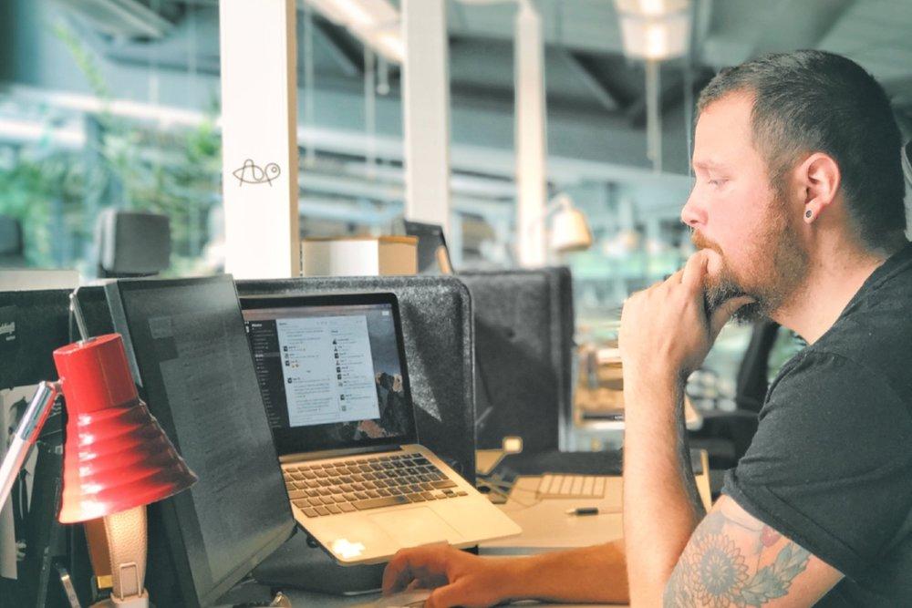 Private Desk DoSpace