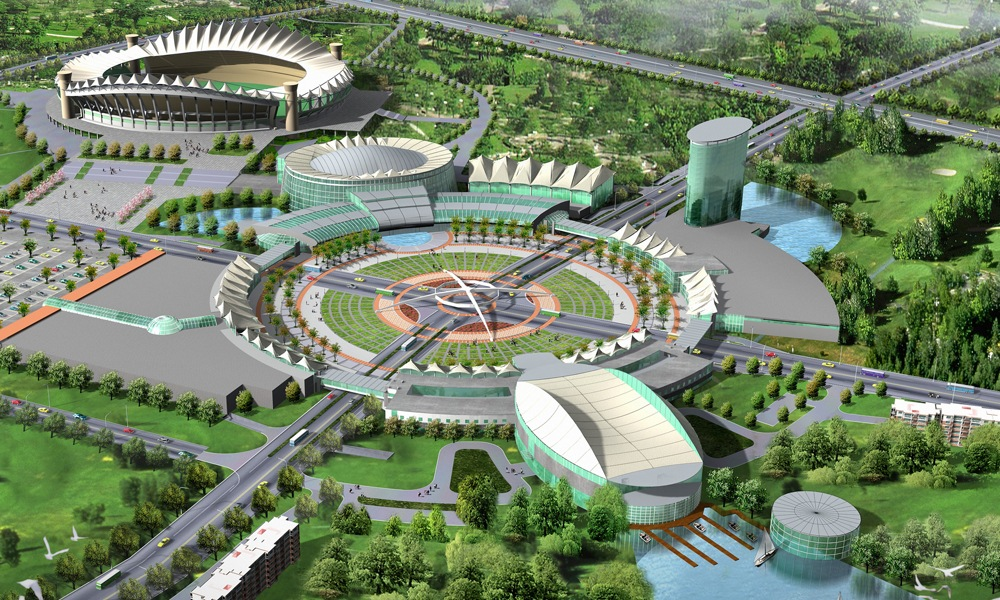 Hwang_Concepts_HCH-Wuhan_Sports_Complex
