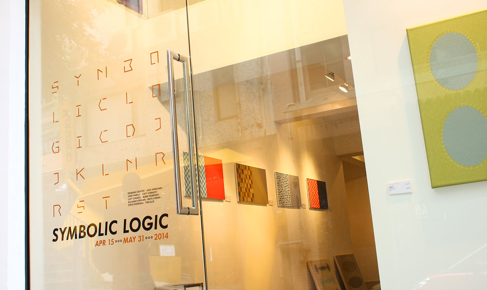 EXHIBITION | VISUAL IDENTITY,  SIGNAGE & GRAPHICS | CUSTOM-DESIGNED FONT