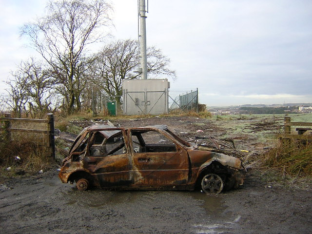 If I was an Autobot... (Source: https://upload.wikimedia.org/wikipedia/commons/b/b6/Burnt_Out_Car_Beside_Calderside_Road_-_geograph.org.uk_-_96296.jpg