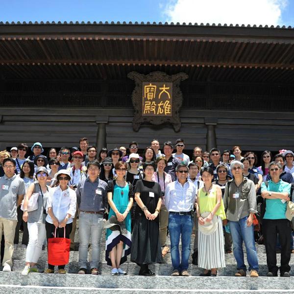 Archi-walk-Tsz Shan Monastery 20 Jun 2015