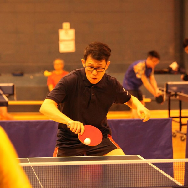 Ping-Pong Friendly Match with MTR 03 Mar 2017