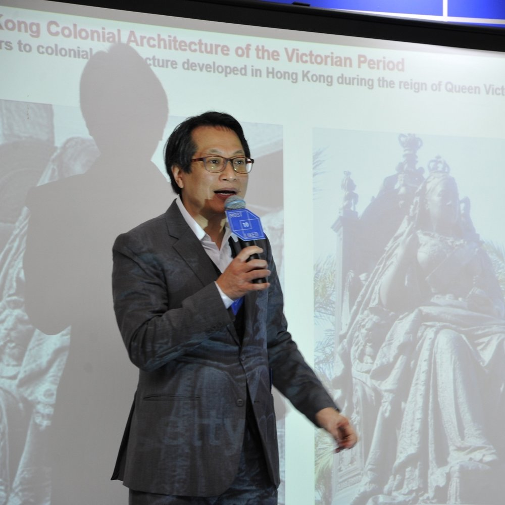 Archi-Talk 1 – 100 Years of Very Hong Kong Architecture 05 Mar 2016
