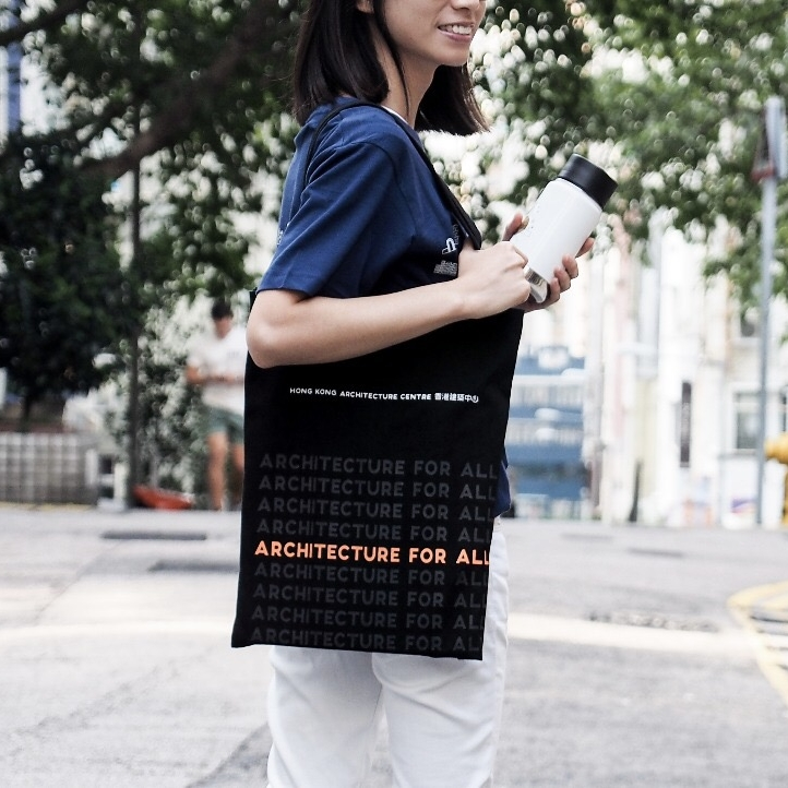 """Architecture for ALL"" Tote Bag   HK$80.00"
