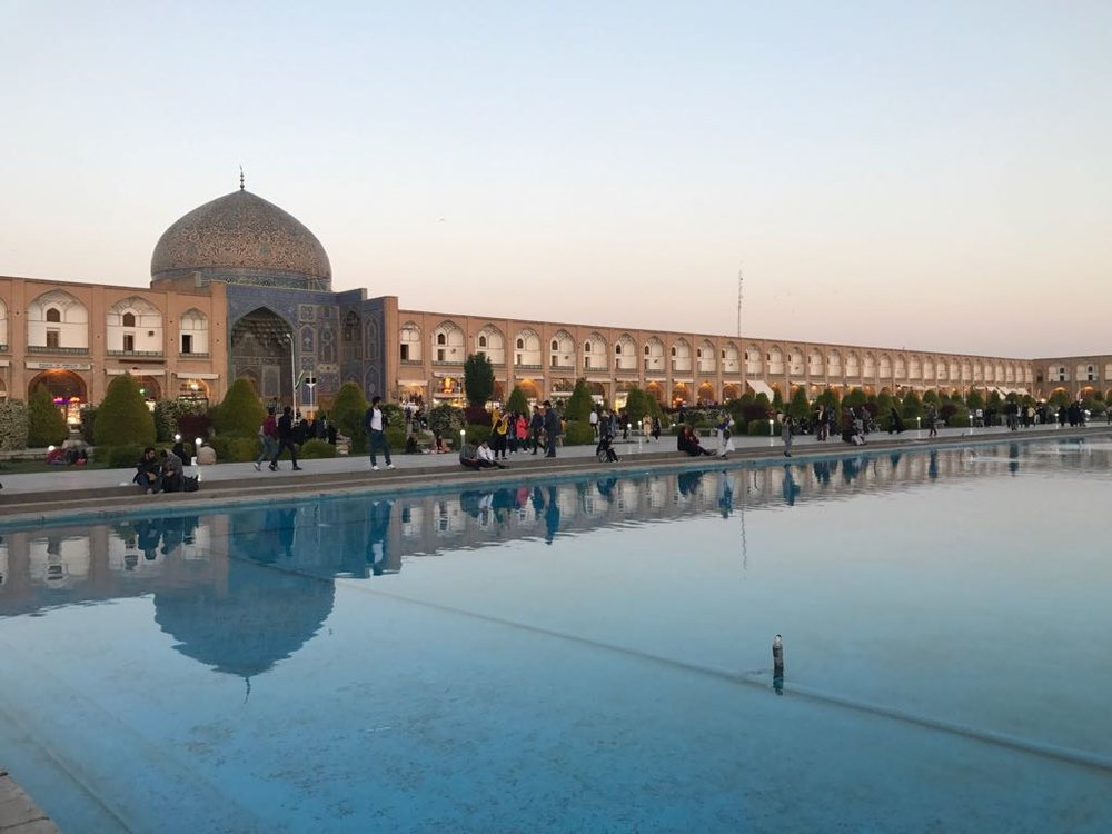Naghsh-e Jahan Square, Isfahan