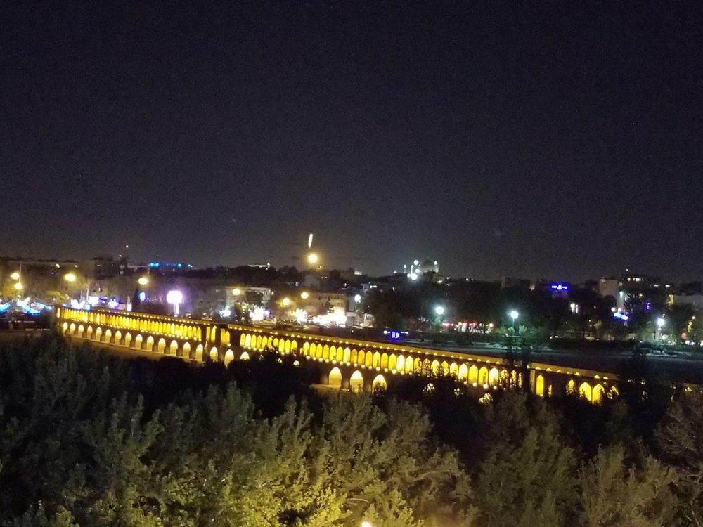 Si-o-se-pol Bridge, Isfahan