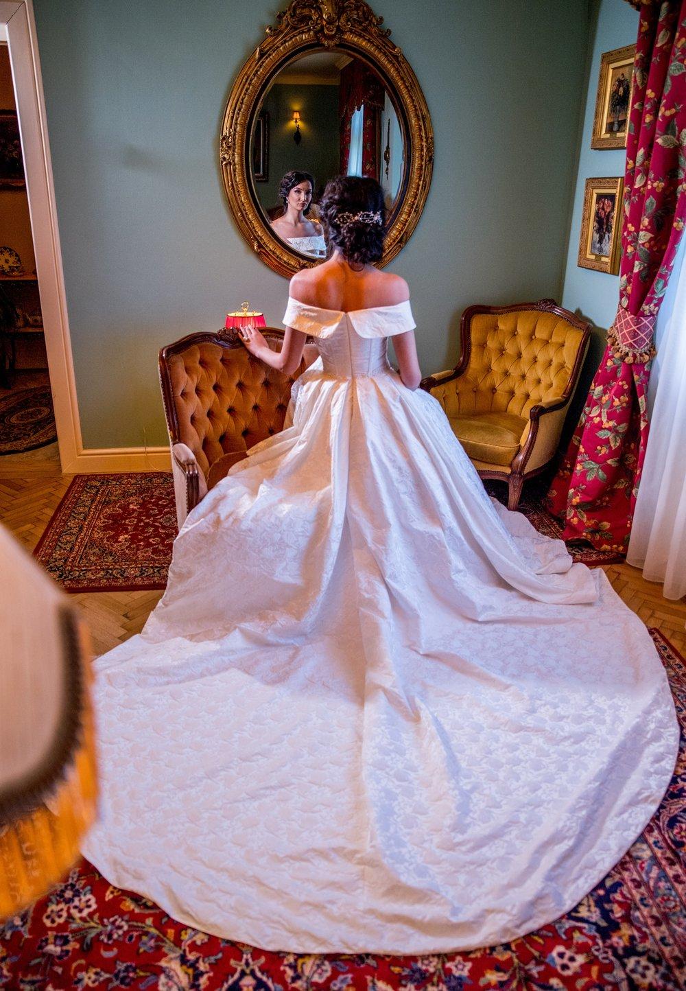 DAHLIA Wedding Dress