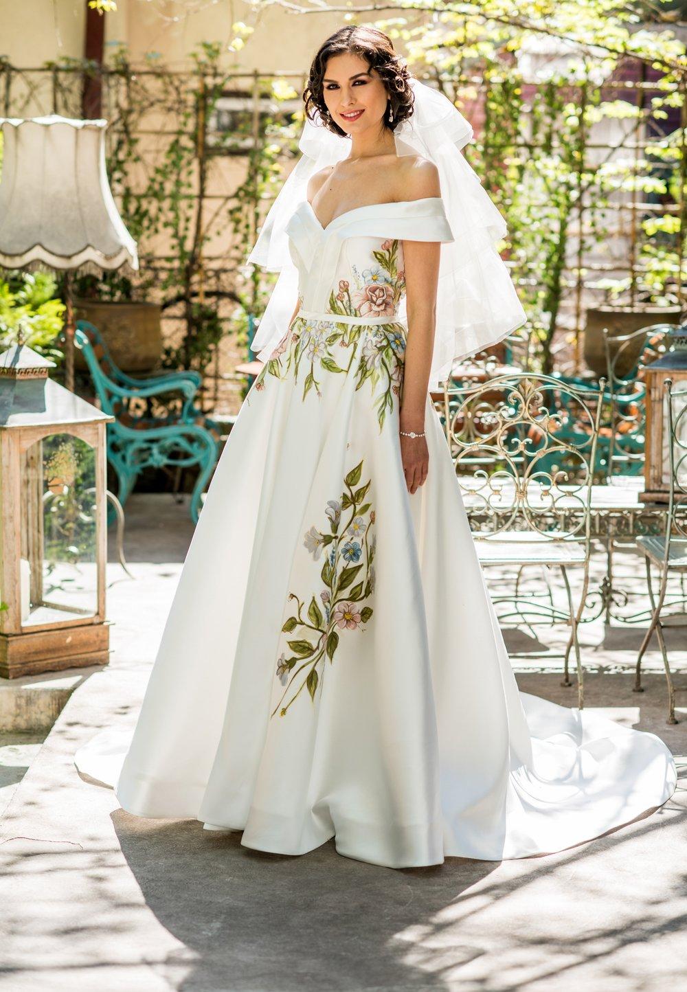 JARDIN Wedding Dress