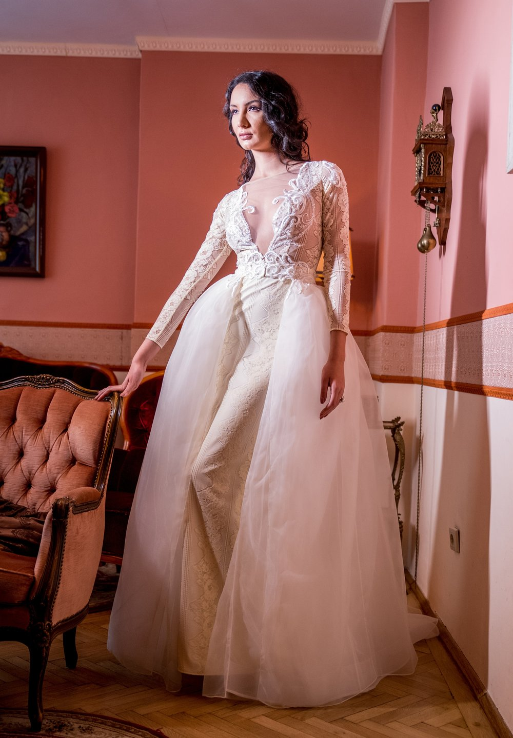 IRIS Wedding Dress