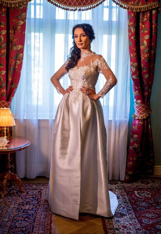 LIS Wedding Dress