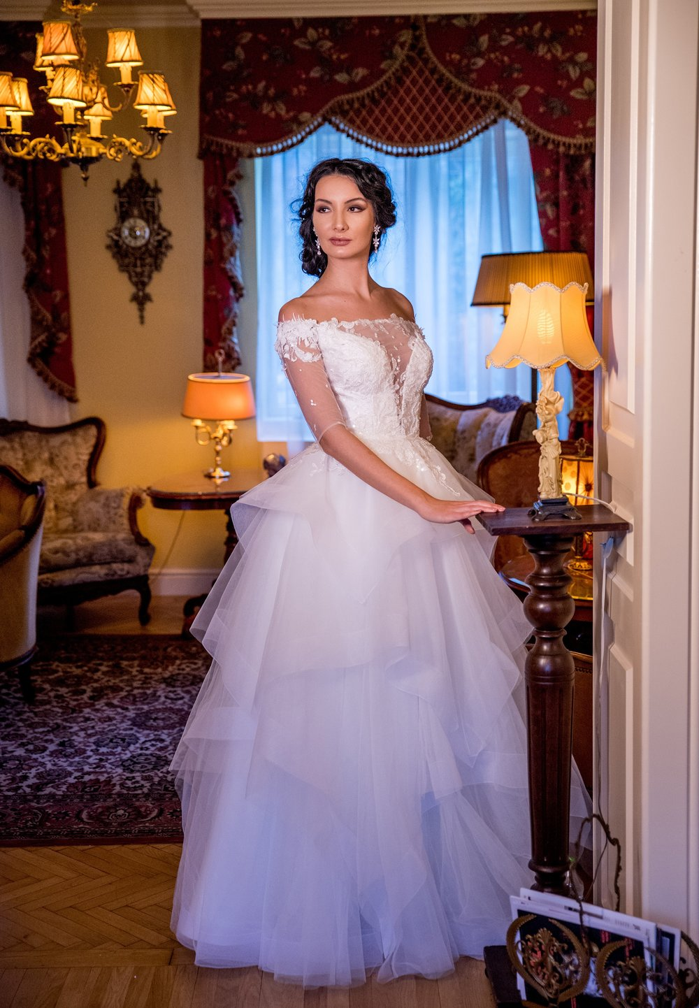 CEILLET Wedding Dress