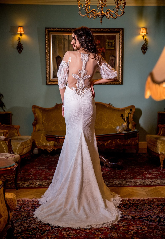 LILAS Wedding Dress