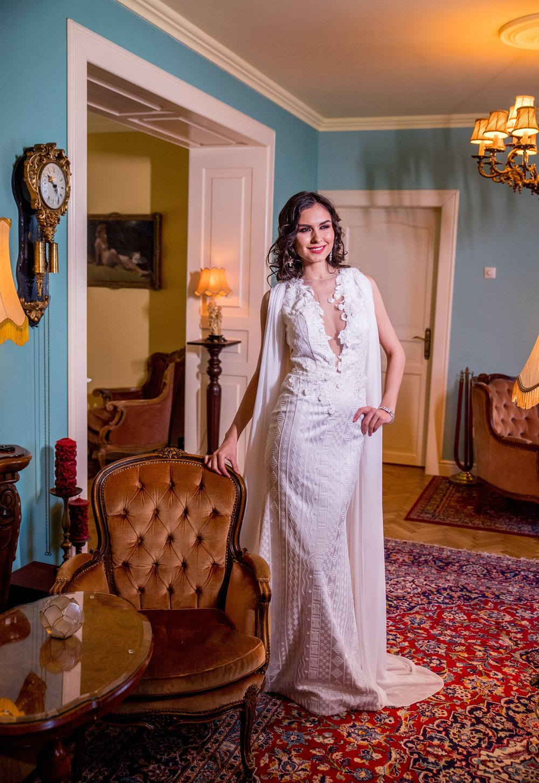 COZLA Wedding Dress