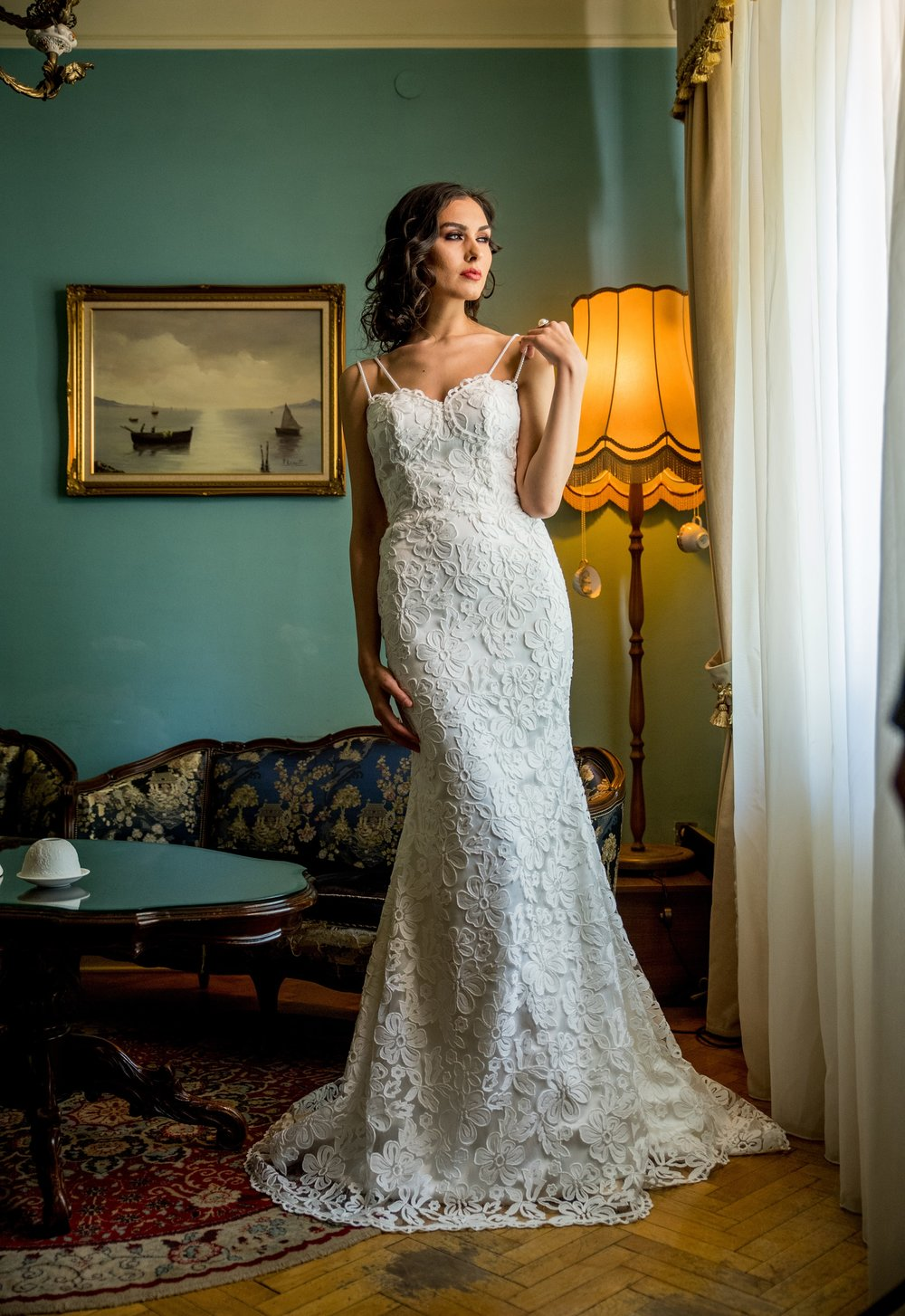 ÉGLANTINE Wedding Dress
