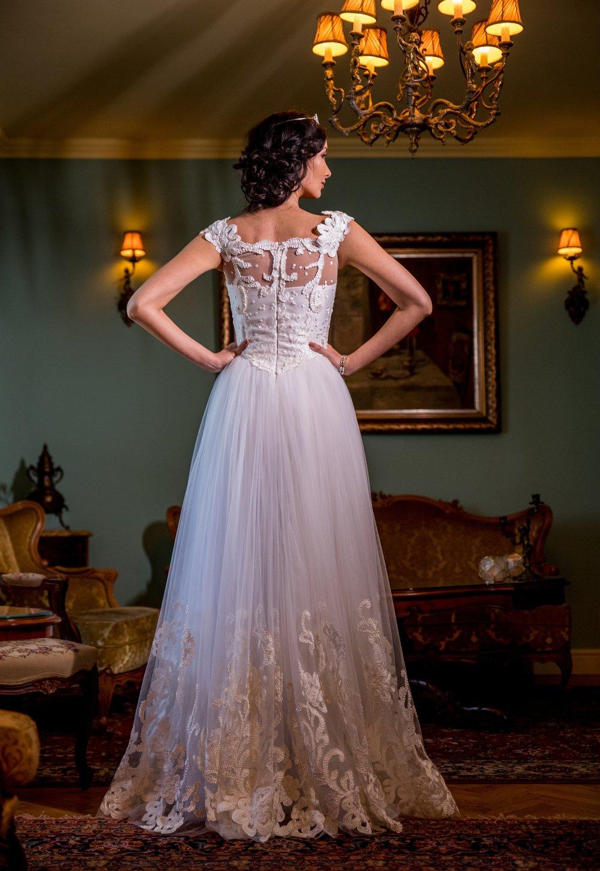 ZINNIA Wedding Dress
