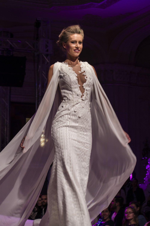Aster Wedding Dress - Fashion by Laina