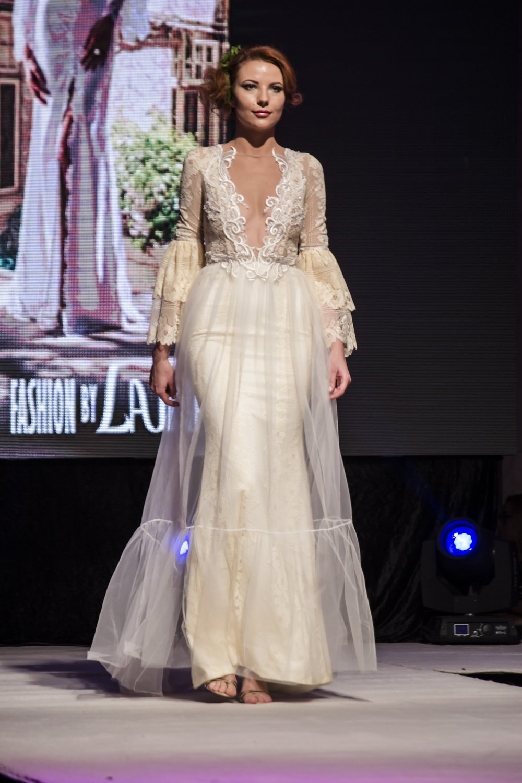 253f438e346e Wedding Dress Fashion Show 2018   Huston Fislar Photography
