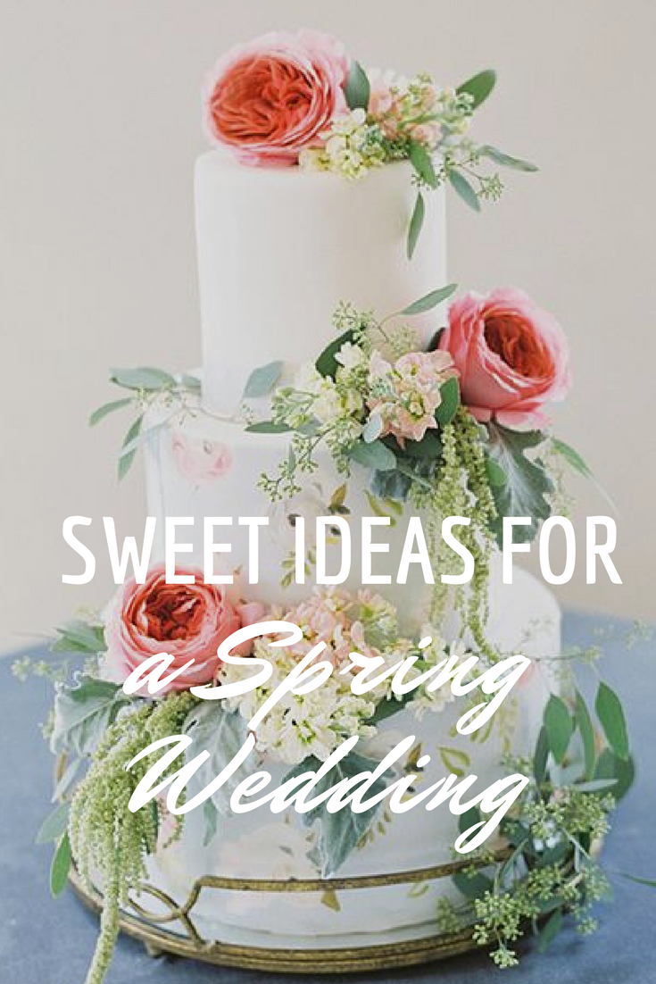 Sweet Ideas for a Fabulous Spring Wedding — Fashion by Laina