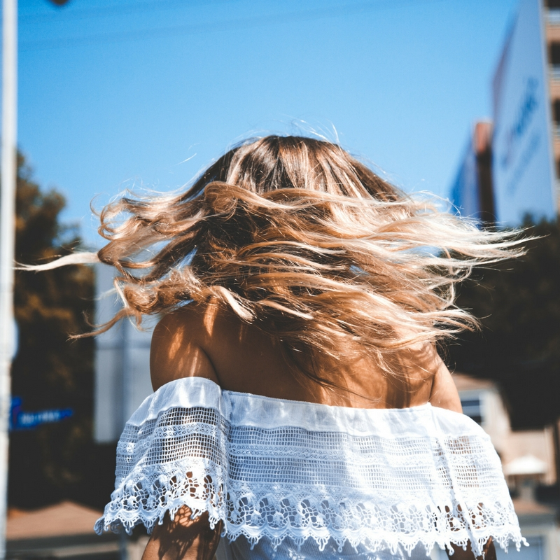 Oily Hair and what you can do to treat it! - Lets Treat your Oily Hair!