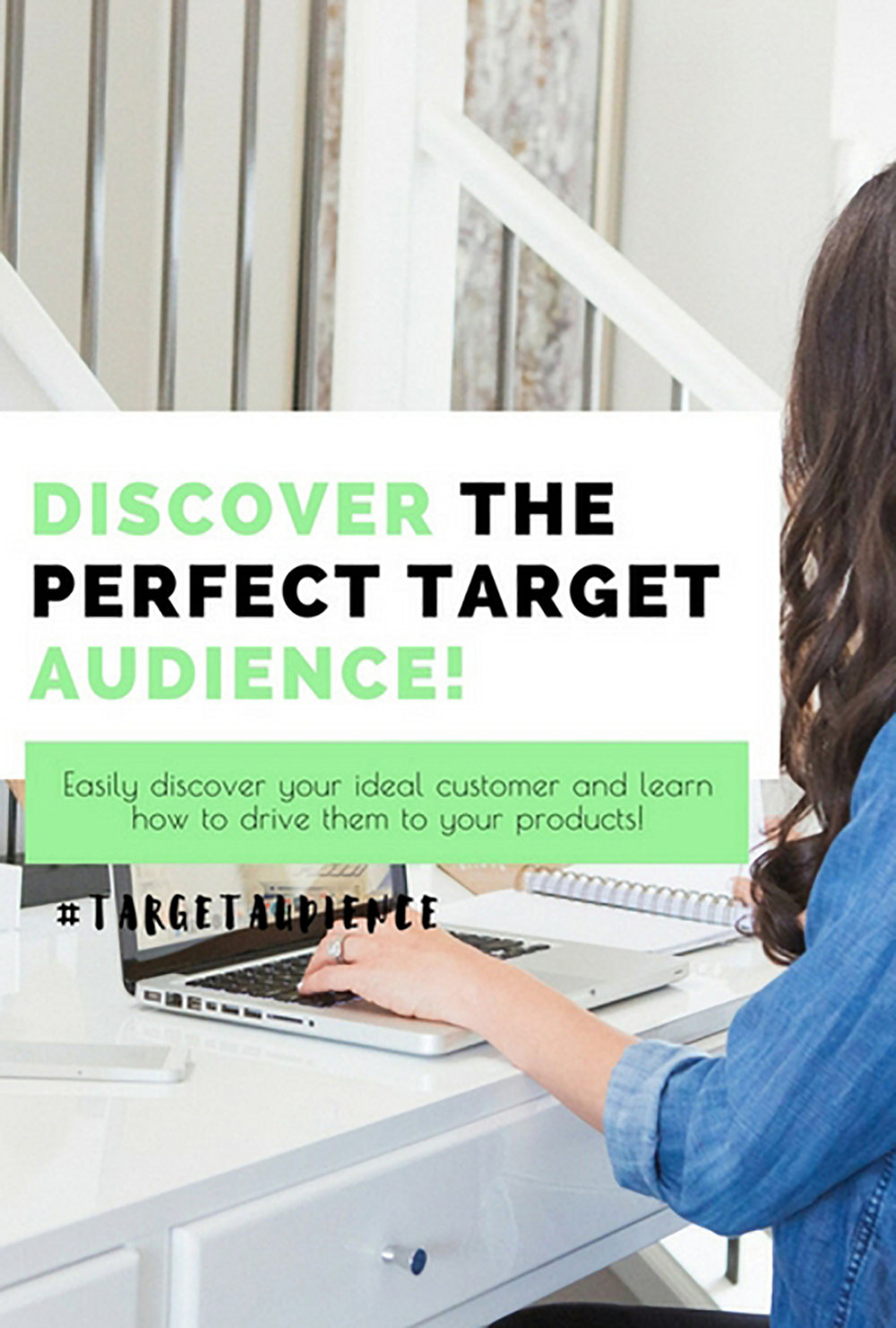 Download FREEBIE | Discover your perfect audience for your product workbook | Sell Online | Make Money Online | Find Your Target Audience | Market Research for your online shop via http://bit.ly/2F1ZFHj