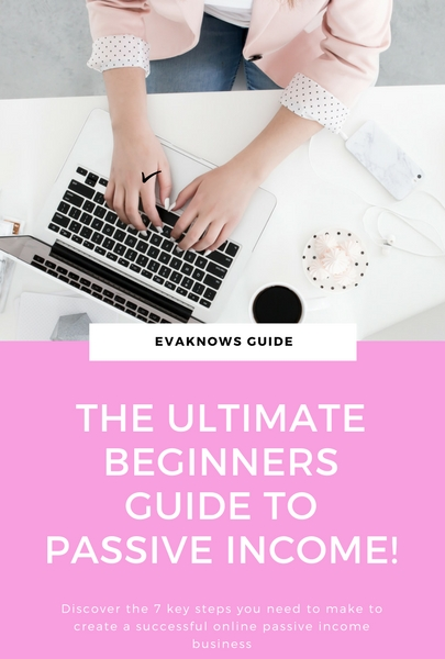 The Ultimate Beginners Guide to Passive Income | Passive Income | How to make money online | Read the full blog post in the secret content vault