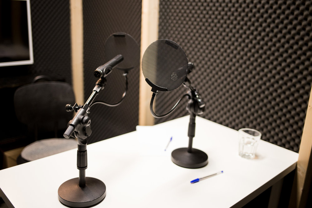 Podcast Studio -