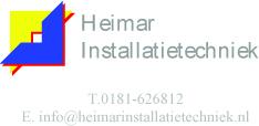 Heimar Installatietechniek Spijkenisse - Heimar Installatietechniek Spijkenisse heeft ruim 25 jaar ervaring in veel disciplines in de installatietechniek. Onze specialiteit richt zich op het installeren en onderhouden van CV ketels, vloerverwarming, design radiatoren, sanitair- en loodgieterswerkzaamheden en riool opstoppingen. Ook voor duurzame technieken kunt u zich door ons vakkundig laten adviseren. We staan voor kwaliteit en persoonlijke aandacht. Ons streven is 100% klanttevredenheid.Naast de Sterkin erkenning van Gas technisch en Water technisch installateur zijn we nu ook in het bezit van de Sterkin erkenning Installateur Gasverbrandingstoestellen.Vanaf 2019 is dit een wettelijk verplichte erkenningsregeling voor aanleg en onderhoud cv-installatiesHeimar Installatietechniek is gevestigd in Spijkenisse en zijn daarnaast ook werkzaam in:Hekelingen,Bernisse,Simonshaven,Abbenbroek,Oudenhoorn,Zuidland,Geervliet,Heenvliet,Hellevoetsluis,Brielle,Rockanje,Oostvoorne,Rozenburg,Pernis,Poortugaal,Rhoon,Hoogvlieten Rotterdam.Kijk voor meer informatie op:http://www.heimarinstallatietechniek.nl/
