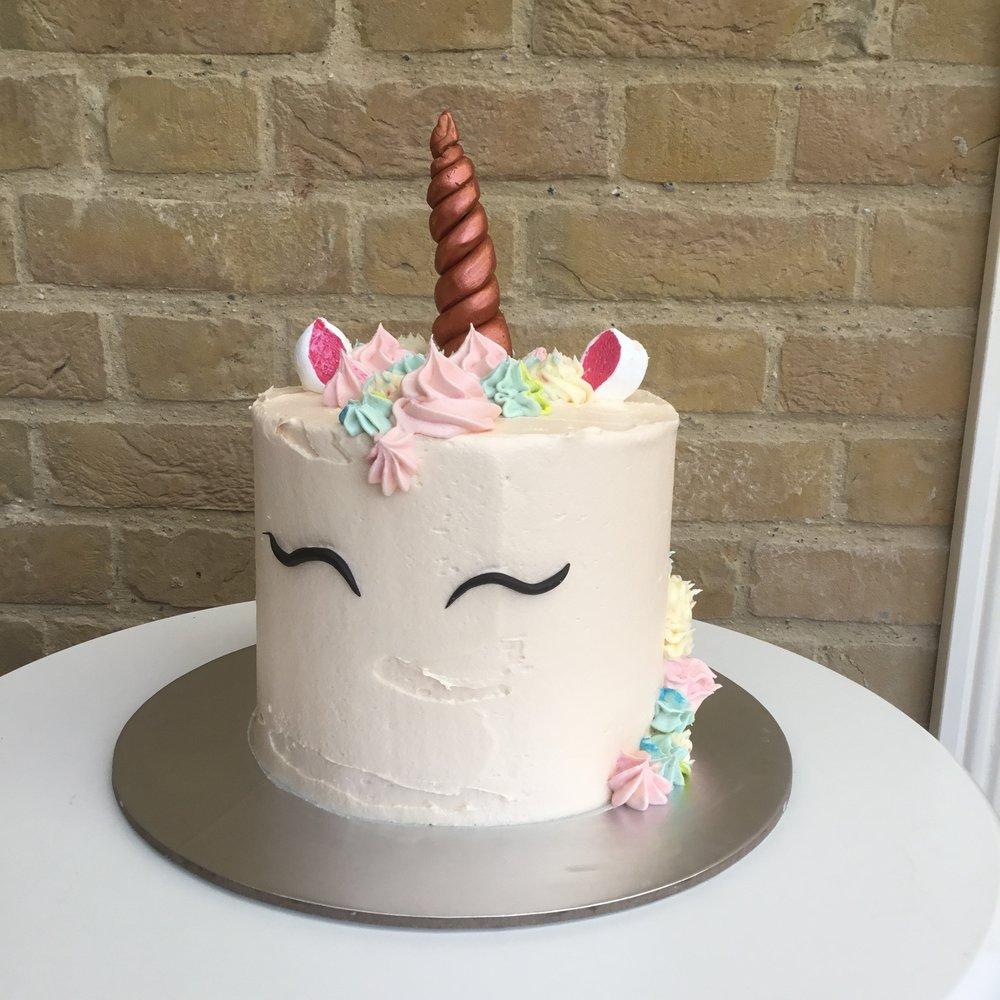 Unicorn cake norfolk