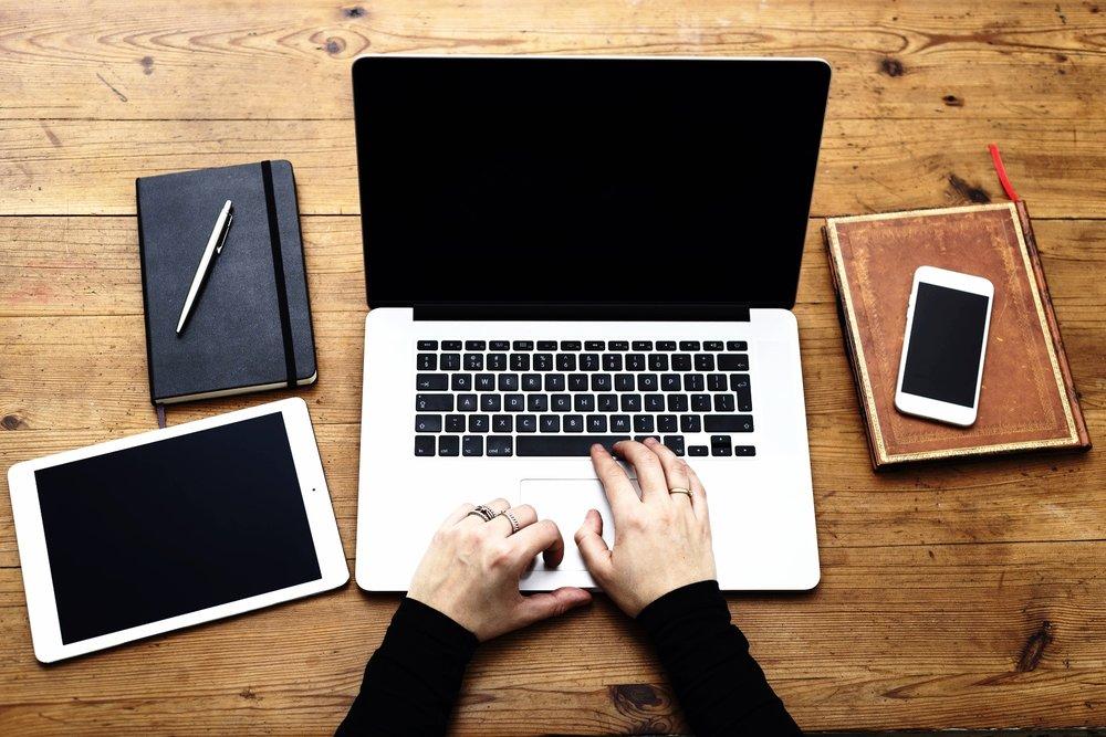 Websiten, Websites, UX, Responsive