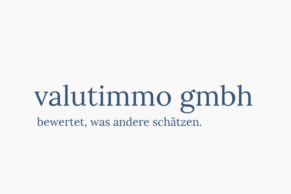 Webdesign & online Marketing - Suchmaschinenoptimierung SEO, Webdesign, Adwords und Beratung für den Immobilienbewerter valutimmo in Davos.