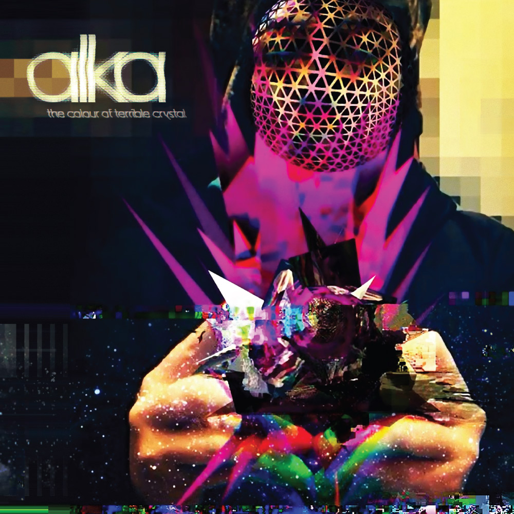 ALKA - The Colour of Terrible Crystal - Role: VJ/VoiceALKA Full Length album released on Limited Edition CD and Digital download on Vince Clarke's label VeryRecords, NYC.For more info visit VeryRecords website.