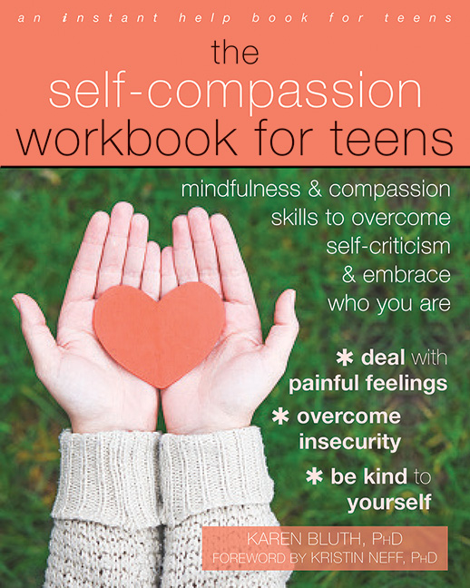 It's finally here! - This  book provides tools for teens to deal with the nagging self-criticism that so many teens face and creates a pathway for them to love and accept themselves for exactly who they are.