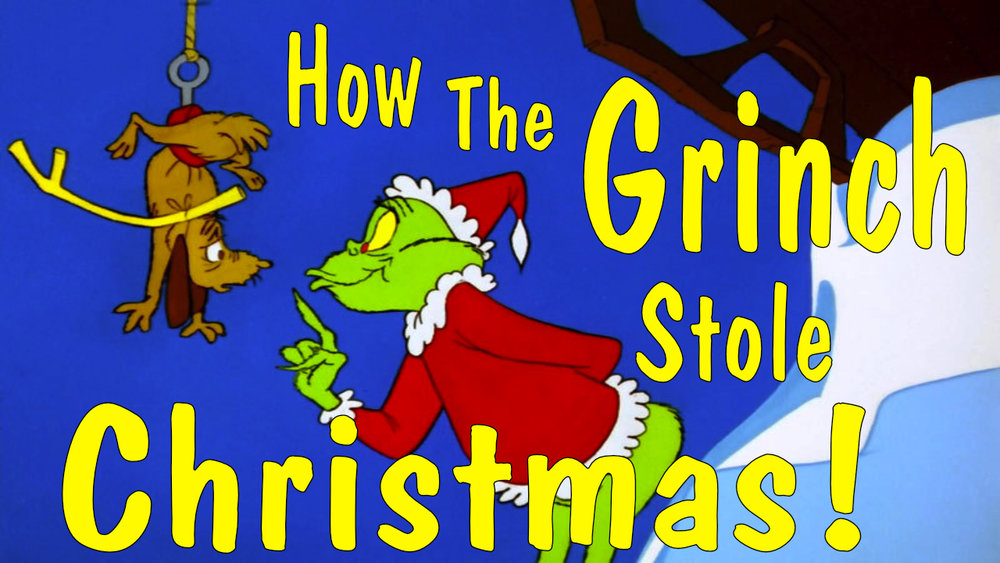 How The Grinch Stole Christmas 1966 Movie Poster.How The Grinch Stole Christmas The Good One You Can T