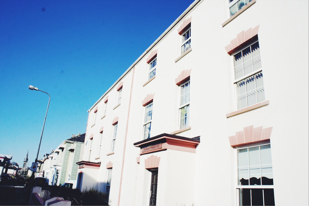 Stopford Road - quiet part of st helier