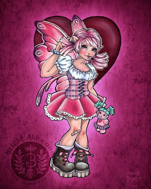 Phunky Phairies™ - Pinkie