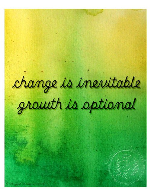 Change Growth