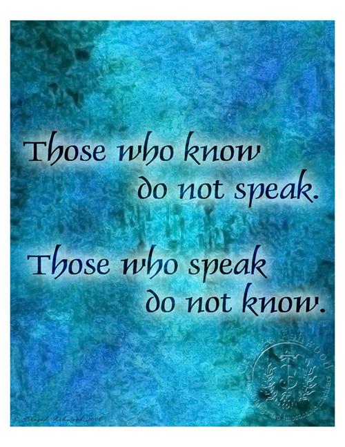 Know Speak