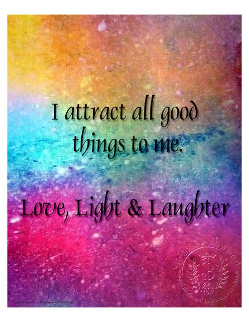 Love Light Laughter