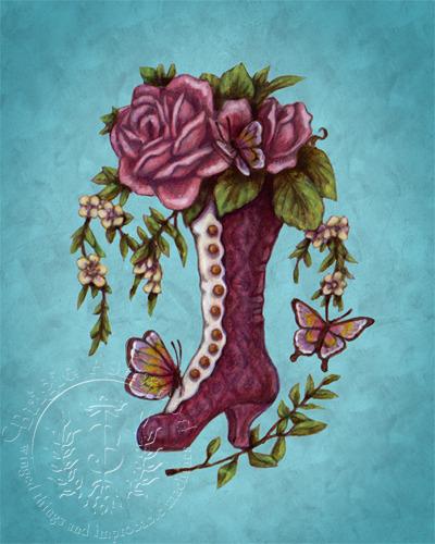Velvet Blossoms