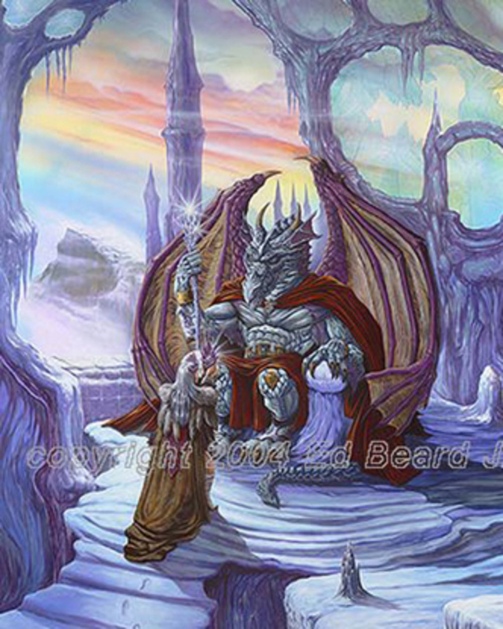 Ice Dragon King